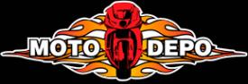 Логотип компании Moto-Depo